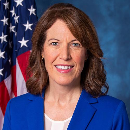 Representative Cynthia Axne Iowa's 3rd Congressional District