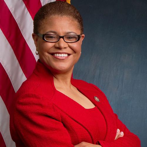 Representative Karen Bass California's 37th Congressional District