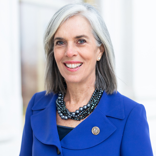 Representative Katherine M. Clark Massachusetts' 5th Congressional District