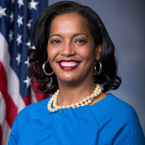 Representative Jahana Hayes Connecticut's 5th Congressional District