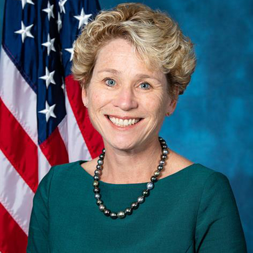 Representative Chrissy Houlahan Pennsylvania's 6th Congressional District