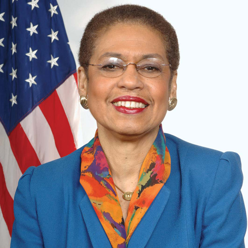 Representative Eleanor Holmes Norton District of Columbia District At Large