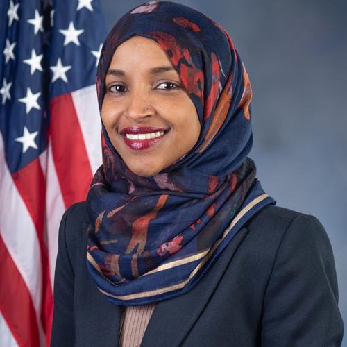 Representative Ilhan Omar  Minnesota's 5th Congressional District
