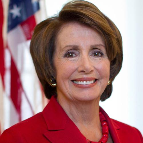 Representative Nancy Pelosi California's 12th Congressional District
