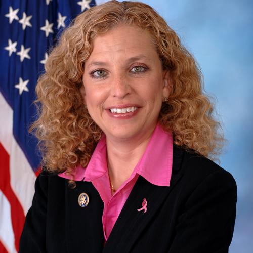 Representative Debbie Wasserman Schultz Florida's 23rd Congressional District