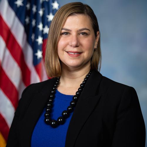 Representative Elissa Slotkin Michigan's 8th Congressional District