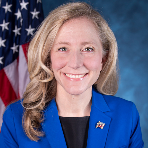 Representative Abigail Davis Spanberger Virginia's 7th Congressional District