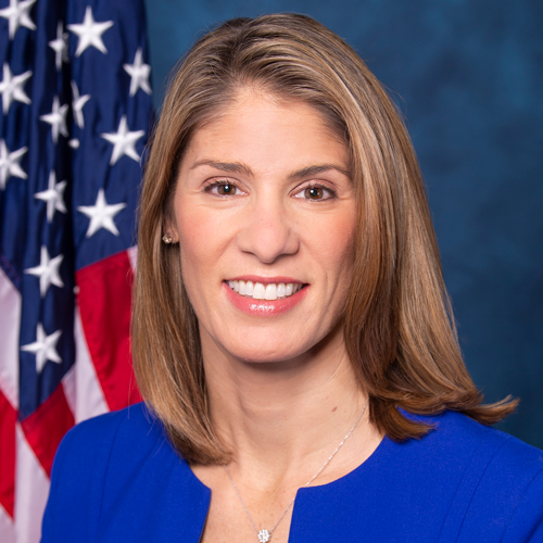 Representative Lori Trahan  Massachusetts' 3rd Congressional District