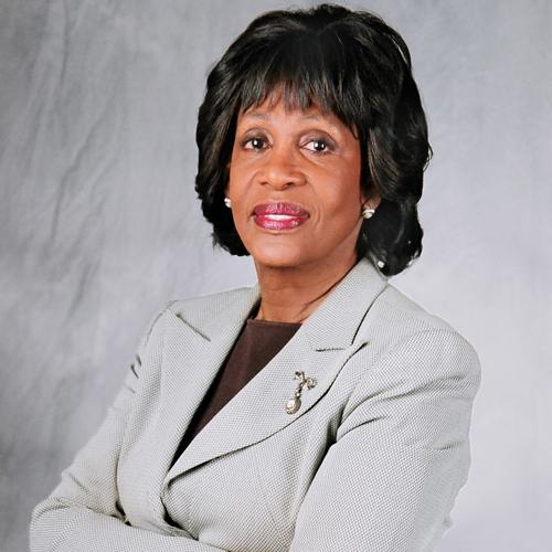 Representative Maxine Waters  California's 43rd Congressional District