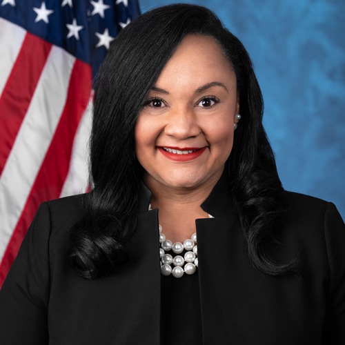 Representative Nikema Williams  Georgia's 5th Congressional District